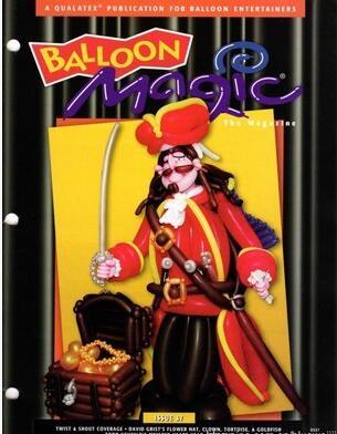 Balloon Magic Magazine Issue 37