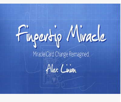 Fingertip Miracle by Alex Linian