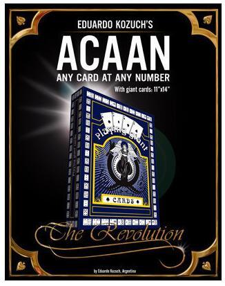 ACAAN by Eduardo Kozuch
