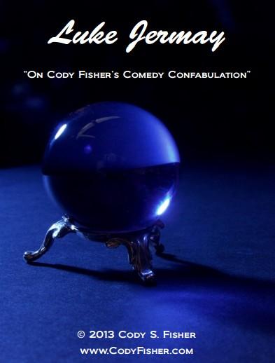 Comedy Confabulation by Luke Jermay
