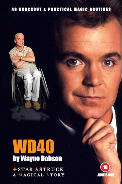 Wd40 by Wayne Dobson