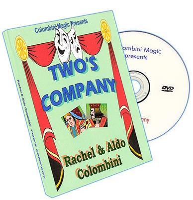 Two's Company by Aldo Colombini