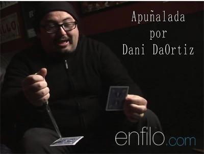 Apunalada by Dani DaOrtiz