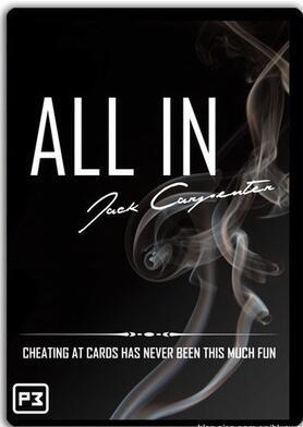 All In by Jack Carpenter 2 Volume set