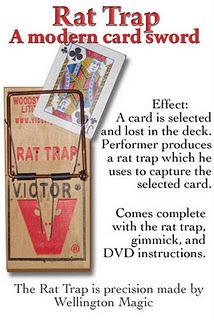 Rat Trap by Rich Marotta