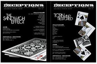 Deceptions Vol 1 and 2 by Daniel Madison
