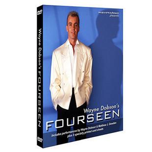 Fourseen by Wayne Dobson