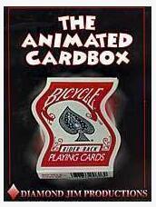 The Animated Card Box by Diamond Jim Tyler