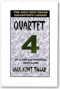 Quartet by Jack Kent Tillar