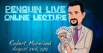 Robert Moreland LIVE Penguin Live