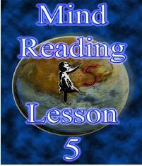 Mind Reading Lesson 5 by Kenton Knepper