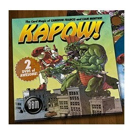 KAPOW! by Cameron Francis & Liam Montier
