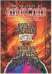 Card to Wallet by World's Greatest Magic