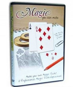 Magic You Can Make by Marti Grams