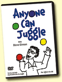 Anyone can Juggle by Steve Griman
