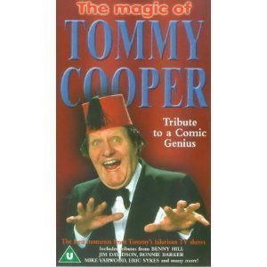 The Magic of Tommy Cooper Tribute To A Comic Genius