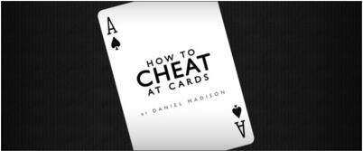 HTCAC How To Cheat At Card by Daniel Madison