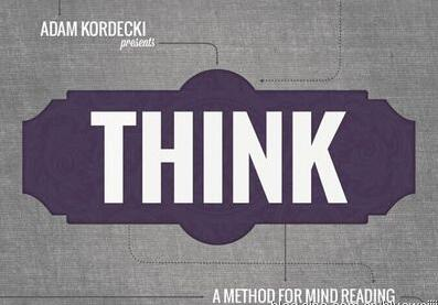 THINK by Adam Kordecki