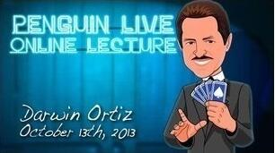Darwin Ortiz LIVE Penguin LIVE