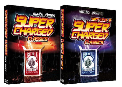 Super Charged Classics by Mark James 2 Volume set