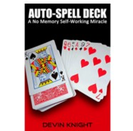Auto Spell Deck by Devin Knight