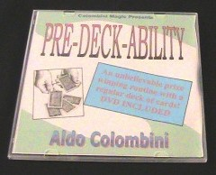 Pre Deck Ability by Aldo Colombini