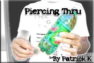 Piercing Thru by Patrick Kun