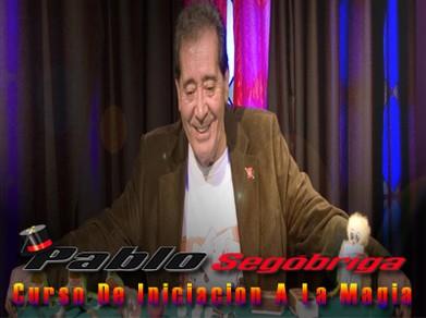 Curso De Iniciacion A La Magia by Pablo Segobriga