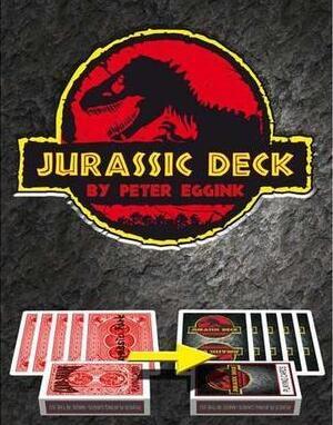 Jurassic Deck by Peter Eggink