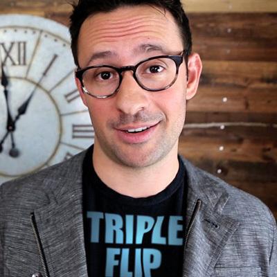 Triple Flip by Rick lax