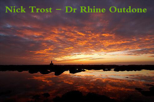Dr Rhine Outdone by Nick Trost