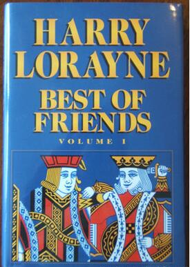 Best of Friends by Harry Lorayne Vol 1 and 2