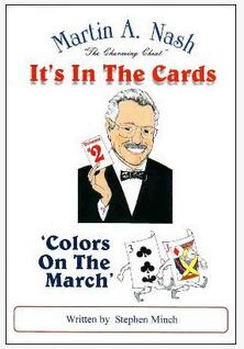 Colors On The March Written By Stephen Minch by Martin Nash