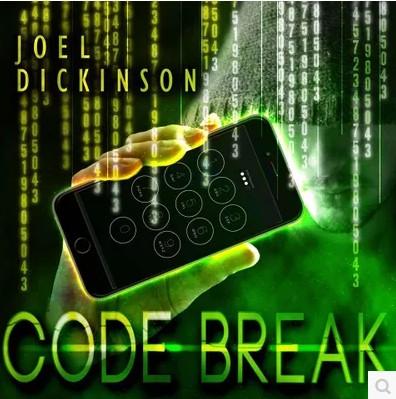 Code Break by Joel Dickinson