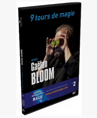 9 Magic Tricks by Gaetan Bloom