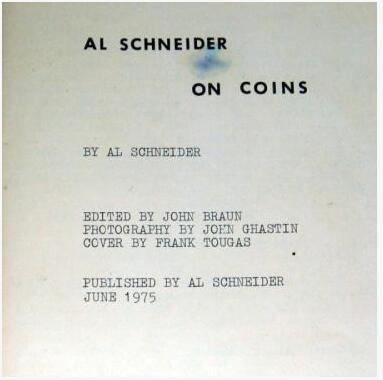 On Coins by Al Schneider