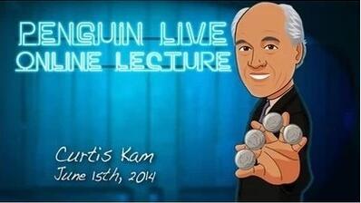 Curtis Kam LIVE Penguin LIVE