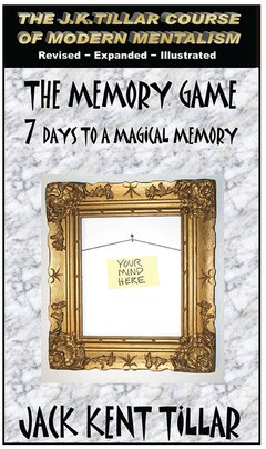 The Memory Game Revised Expanded Illustrated by Jack Kent Tillar