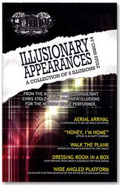 Illusionary Appearances by Chris Stolz and Titanas