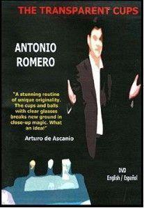 The Transparent Cups by Antonio Romero