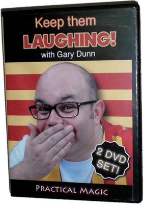 Keep Them Laughing by Garry Dunn 2 Volume set