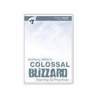 Anthony Miller's Colossal Blizzard by Oz Pearlman