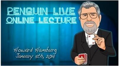 Howard Hamburg LIVE Penguin LIVE