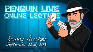 Danny Archer LIVE Penguin LIVE