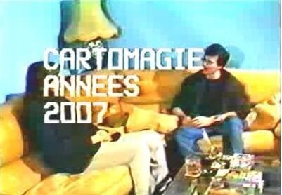 Dominique Duvivier cartomagie année 2007