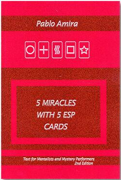 5 More Miracles with 5 ESP Cards by Pablo Amira