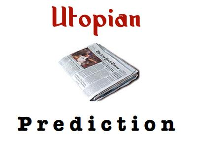 Utopian Prediction by Alex Blade
