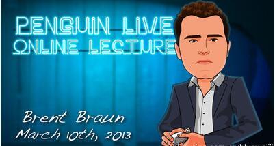 Brent Braun LIVE Penguin LIVE