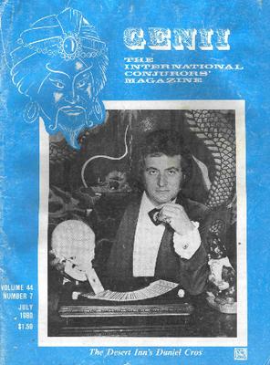 Genii Magazine v44 No7 July 1980