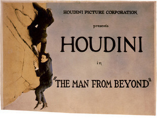 The Man From Beyond by Houdini